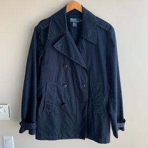 Polo by Ralph Lauren mens navy jacket M